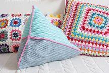 My beautiful crochet / Haak ideeën en inspiratie