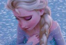frozen / Elsa Anna e co