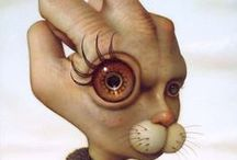 Surrealism (paintings and sculptures) / The most impressive, original or creative surreaism art.