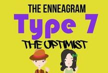 Enneagram 7 us :) <3 / Jim 7w8 'The Realist' and Pretty Kitty 7w6/sx 'The Entertainer' :) <3