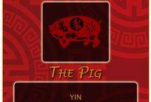 Pig/Boar - Jim - Chinese Horoscope
