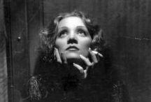 Marlene Dietrich for Photo Shoot Inspiration / Ideas for photo shoot using Marlene Dietrich as a reference