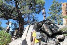 Hike Lake Arrowhead / Discover the joy of hiking in the San Bernardino National Forest.