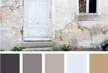 Colour Palette / Inspiration for our party!! :)