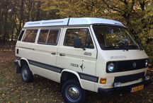 VW T3 Syncro Westfalia / Collecting her family