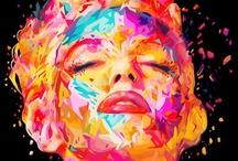 art+talent=L U V / by Nayomi N Joe Garza