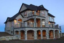 Let's build a house.  / by Alyssa Chapman