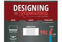 Social & Web Design - Infographics / A selection of Statistics, Good Practices and Tips we agree with, about #WebDesign and #Usability thanks to #Infographics we found on the Web. Comments: @Esario's Pins try a maximum to send to Original #Author of a particular Infographic and to provide the #Date it was first published.