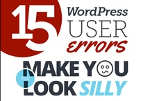 Wordpress & Web Development / A selection of Statistics, Good Practices and Tips to develop websites with #Wordpress - Comments: @Esario's Pins try to send to original #Author of a blog post / Infographic & include the #Date, it was first published.