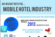 Hotel Mobile Marketing / A selection of Statistics, Good Practices and Tips we agree with, on #HotelMobileMarketing thanks to #Infographics found on the Web - @Esario's Pins try to link each infographic to the #Author first Post and include Month of publication.