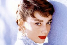 Audrey Hepburn / by MJ S