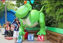 Theme Parks Please / Wonderlands of fun for the whole family