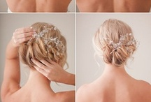 fancy hairstyle