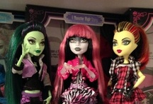 Dolls-Monster High