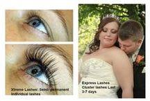 Lashes & Brows / #browtinting #eyebrowtinting #tinting #Eyelashes  #Xtremelashes #eyebrowextensions #brows #sparsbrows #fauxmink #lashes #beauty #modish #salon #striplashes #extensions #crown #lashes #cluster  #beauty #makeup #wedding #bride #mascara #diy #fakelashes