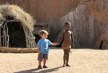 Travelling Tots / Cool pics of cute kids on exciting adventures.