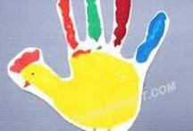 hhh likes: abc hand prints