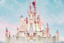 Disney / by Anna Kitchen