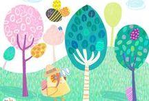 hhh: loves spring / Easter / Easter learning craft