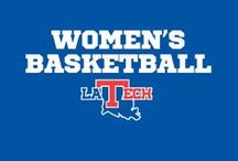 LA Tech Women's Basketball / LA Tech Women's Basketball Team / by LA Tech Sports