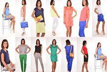 Kolekcja INSIST Lato 2014 + inspiracje / Kolecja INSIST wiosna/lato 2014 to przede wszystkim kolorowy basic. Modnie i wygodnie. Ubrania stwarzające ogrom możliwości noszenia i komponowania. Doskonała dla kobiet lubiących bawić się modą i do minimalistycznych strojów dodawać odważne dodatki. Przedstawiamy nasze autorskie projekty oraz inspiracje.