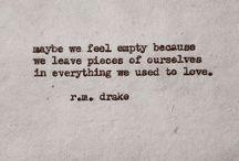 Poetic whispers