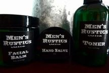 Father's Day / Father's Day all natural body care products for Dad!