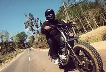Boyz Toyz / Koboi Kota Motorcycle