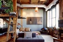 Inspiring home & construction ideas / by Adam Kelland