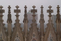 Cathedrals and Churches / The architecture and design of religious buildings, and their histories, if available.