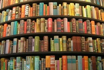 Interiors-Book Space / The decoration, display and storage of books.