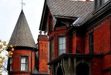 Interesting Homes / Fascinating places to come home to.