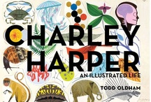 Art-Charley Harper / Wonderful animal and nature artist, Charlie Harper. / by Roxanne Buchanan