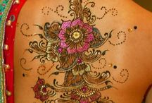 Art-Tattoo / Tattoo art, but also Zentangle and drawing inspiration for me. / by Roxanne Buchanan