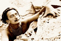 Art-Dali / The one and only Salvadore Dali / by Roxanne Buchanan