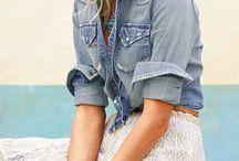 Fashion-Spring/Summer / Warm weather wear I'd wear! / by Roxanne Buchanan