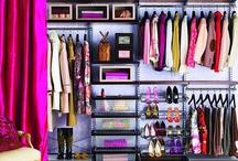 Interiors-Dream Closets!