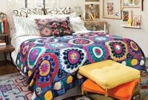 Interiors-Bedroom / Nicely furnished/designed bedrooms.