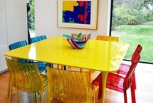 Interiors-Dining&Kitchens / Kitchens and dining spaces.