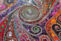 Art-Mosaics/Stained Glass / by Roxanne Buchanan