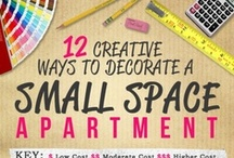 Interiors-Apartment Therapy / Design for small spaces, mostly from the Apartment Therapy brand/franchise. / by Roxanne Buchanan