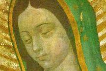 Virgenes de México y el Mundo / by José Ernesto Carrillo