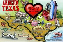 MY Texas / PINS and info pertaining to Arlington, Texas, and the surrounding DFW Metroplex. / by Roxanne Buchanan