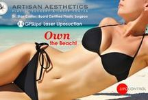 Cosmetic Procedures / Learn more about all the cosmetic procedures offered by Dr. Castor at Artisan Aesthetics.