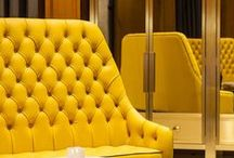 Interiors - hotels / Inspiration and ideas for hotel interiors by Andy Thornton.