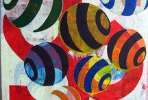 Art-Hollingsworth, Arnoldi / Art of Harold Hollingsworth and Charles Arnoldi.
