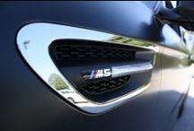 BMW M5 / The BMW M5 is a high performance version of the BMW 5-Series executive car built by the Motorsport division of BMW M.