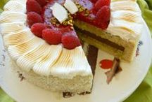 Torte farcite e di frutta / torte con la frutta, torte farcite con creme o altro