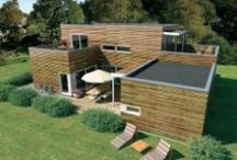 Systemhus Høvik 2 / Et moderne hus fra Systemhus. Praktisk og godt hus med effektive planløsninger. Moderne hus, eneboliger, fleksibel bolig, ferdighus, stue, kjøkken