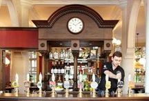 Interiors - pubs / Some say it's what we do best.